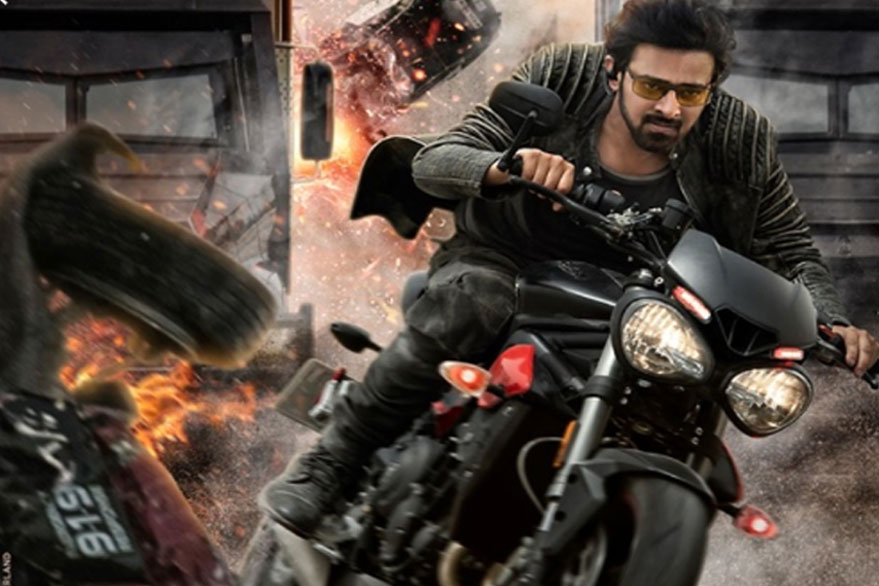 Saaho has refused to slow down at the box office