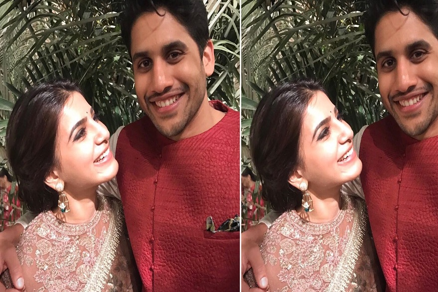 Samantha Akkineni-Naga Chaitanya photos