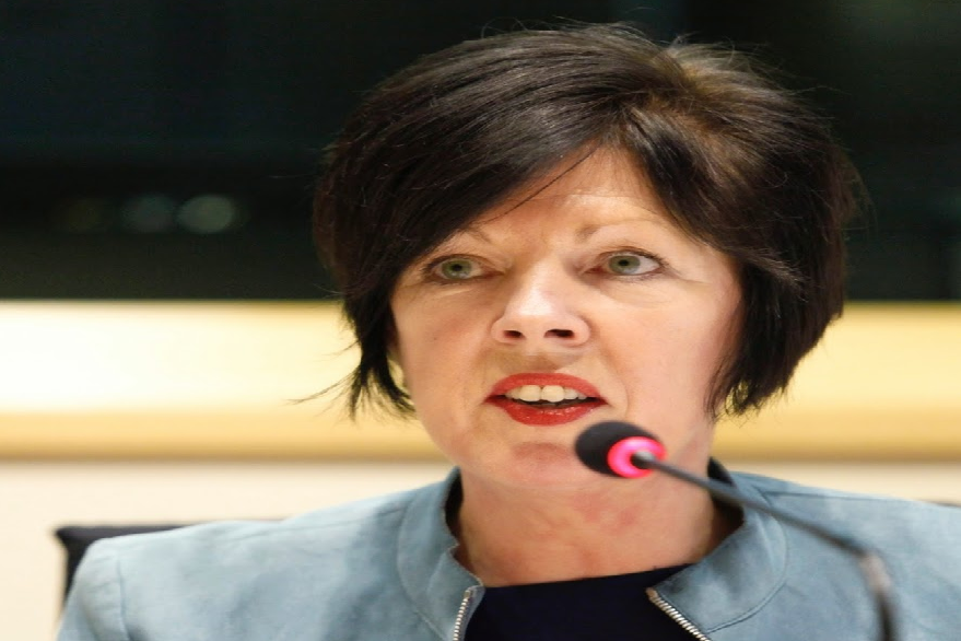 Kashmir news: European Union MP Theresa Griffin says group visiting Jammu and Kashmir does not speak for EU Parliament