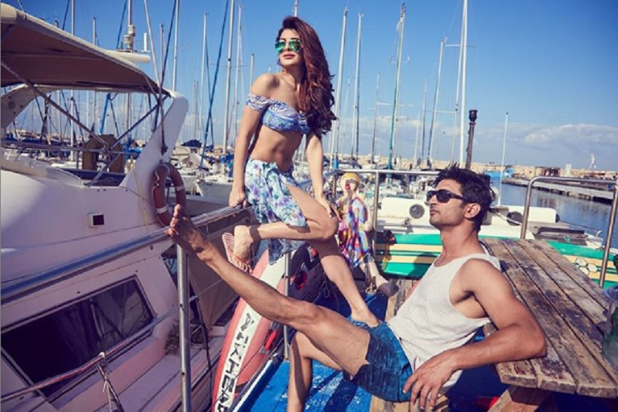 Drive song Makhna: Sushant Singh Rajput, Jacqueline Fernandez's new track to release tomorrow