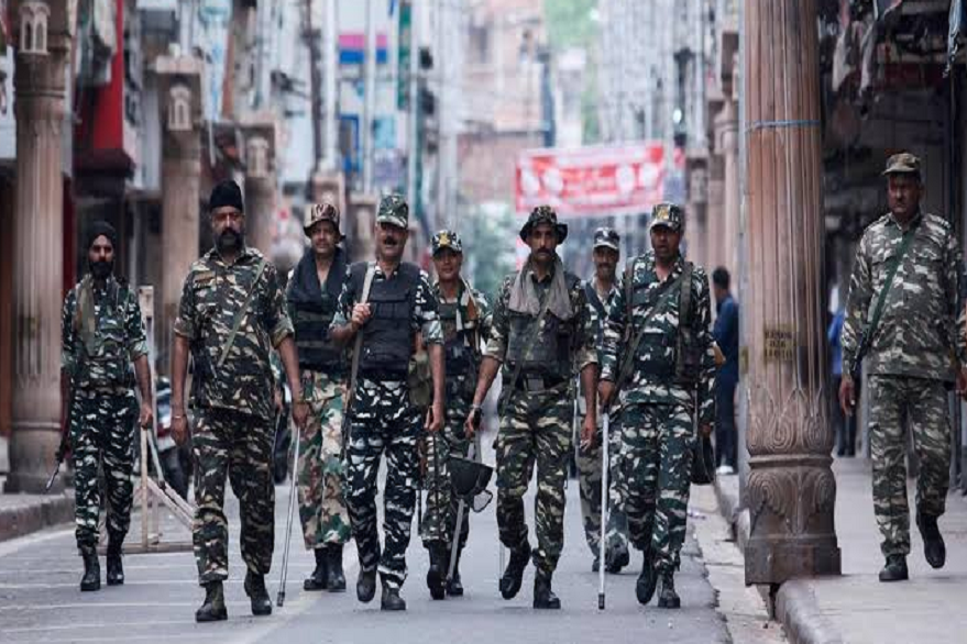 Time magazine report says despite easing restrictions, Kashmir not limping back to normalcy