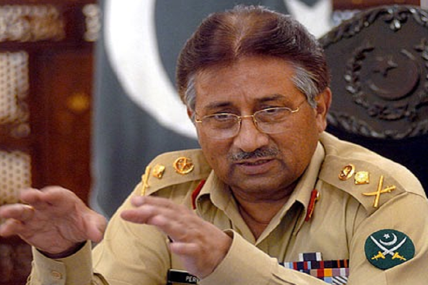 Pervez Musharraf is back with rhetoric after one-year hiatus, says Kashmir is in blood of Pakistan